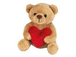 Teddy Hermann Baerchen mit Herz 9 5 cm 913825