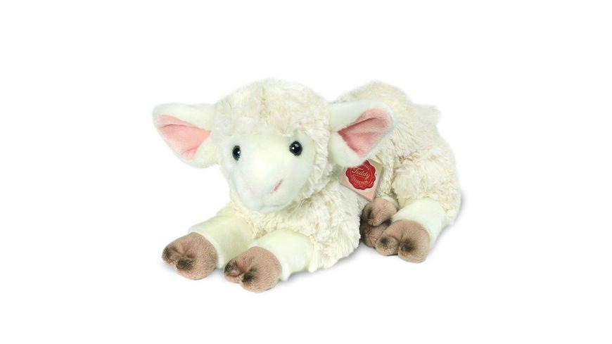 Teddy-Hermann Lamm liegend 35 cm 934356