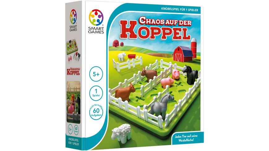 Smart Games Chaos auf der Koppel SG 091 DE