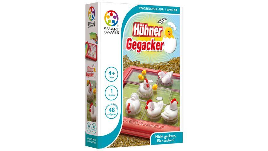 Smart Games Hühner Gegacker SG 441 DE