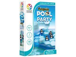 Smart Games Pinguin Pool Party SG 431 DE