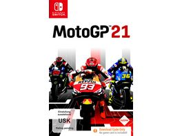 MotoGP 21 Code in a Box