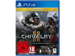 Chivalry 2 Online Medieval Warfare Day One Edi