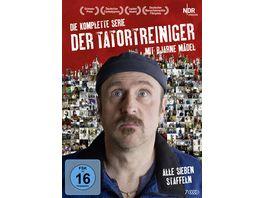 Der Tatortreiniger Die komplette Serie 7 DVDs