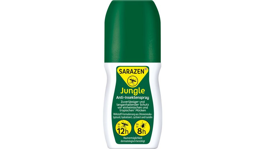 Sarazen Anti-Insektenspray Jungle Performance