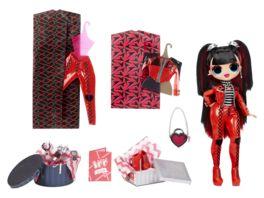 LOL Surprise O M G Spicy Babe Modepuppe Series 4 Puppe mit 20 Ueberraschungen