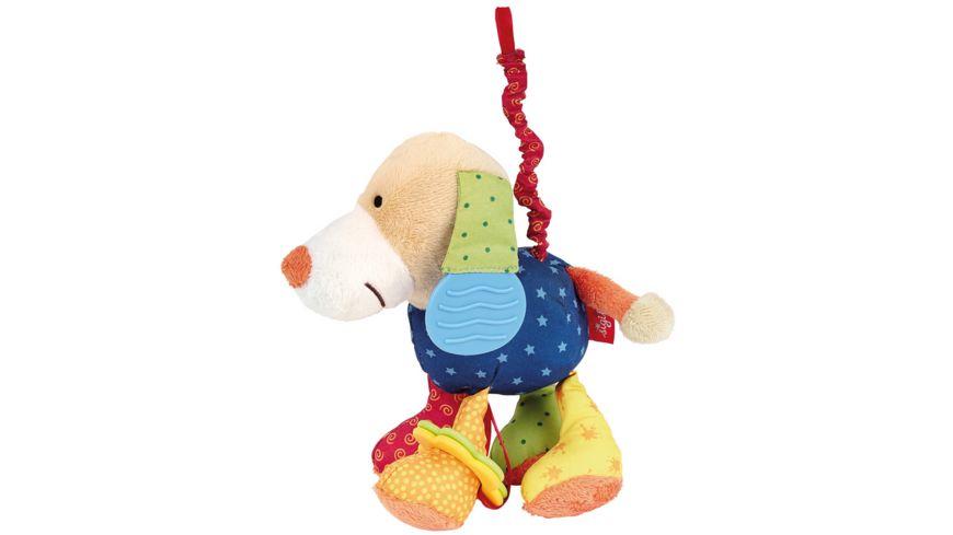sigikid - Babyspielzeug Hund