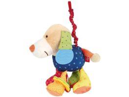 sigikid Babyspielzeug Hund