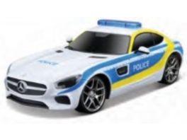 Maisto Tech RC Mercedes AMG GT Police