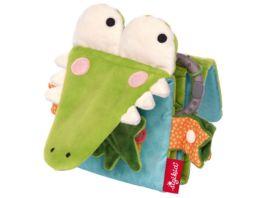 sigikid Baby Aktiv Buch Krokodil