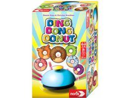 Noris Spiele Ding Dong Donut