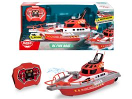 Dickie RC FIRE BOAT 201107000