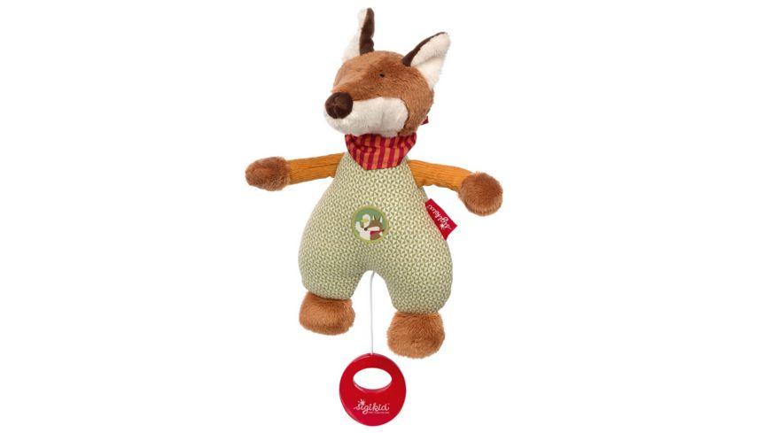 sigikid - Baby Spieluhr Fuchs Forest Fox