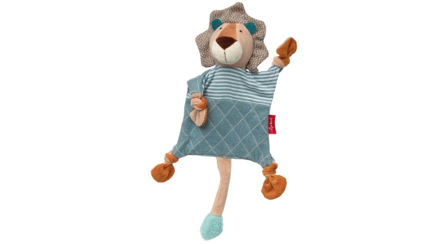 sigikid - Baby Schmusetuch Löwe Lulo Lumpo
