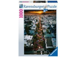 Ravensburger Puzzle San Francisco 1000 Teile