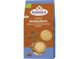 SOMMER Dinkel Erdmandel Kekse