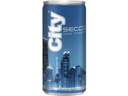 CITY SECCO DOSE 200ML