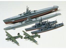 Tamiya 1 700 US U Boot Gato m Jap U Jagdboot 300031903