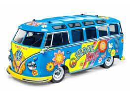 Tamiya 1 10 RC VW Bus Type 2 T1 Flower Power 300047453