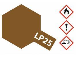 Tamiya LP 25 JGSDF Braun matt 10ml 300082125