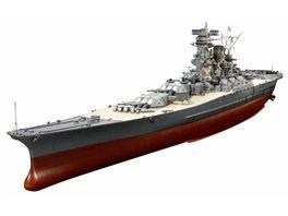 Tamiya 1 350 Jap Schlachtschiff Yamato 300078025