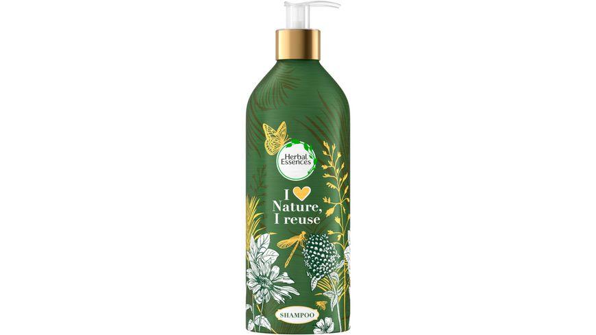 Herbal Essences Shampoo Repair Alu-Spender