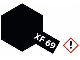Tamiya XF 69 NATO Schwarz matt 23ml 300081369