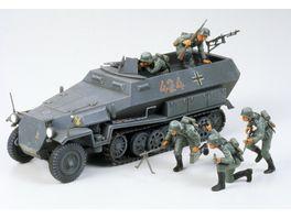 Tamiya 1 35 WWII Sdkfz 251 1 Halbk Hanomag 5 300035020