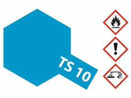 Tamiya TS 10 Franzoesisch Blau glaenzend 100ml 300085010