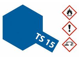 Tamiya TS 15 Blau glaenzend 100ml 300085015