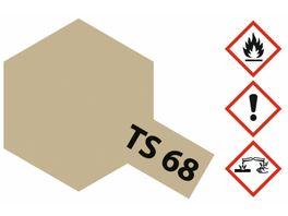Tamiya TS 68 Holzdeck Hellbraun matt 100ml 300085068