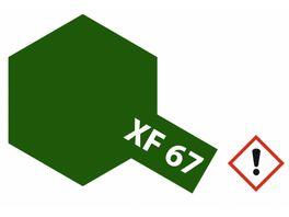 Tamiya XF 67 NATO Gruen matt 23ml 300081367