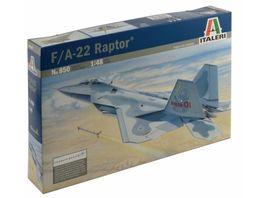 Italeri 1 48 F 22 RAPTOR 510000850