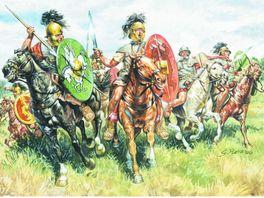 Italeri 1 72 Roemische Kavallerie 510006028