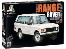 Italeri 1 24 Range Rover Classic 50th Anniv 510003629
