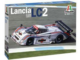 Italeri 1 24 Lancia LC2 510003641