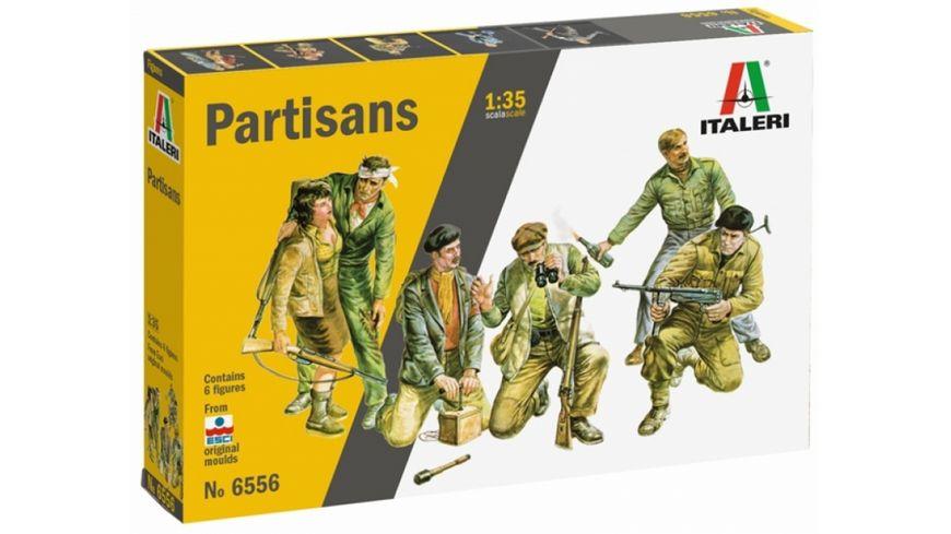 Italeri 1:35 Partisans 510006556