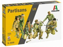 Italeri 1 35 Partisans 510006556