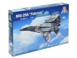 Italeri 1 72 MIG 29A Fulcrum 510001377