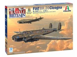 Italeri 1 72 Fiat BR 20 Cicogna 510001447