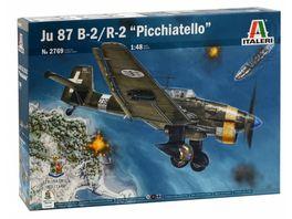 Italeri 1 48 Ju 87 B 2 R 2 Stuka Picchiatello 510002769
