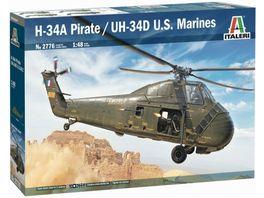 Italeri 1 48 HUS 1 Sea Horse UH 34D 510002776
