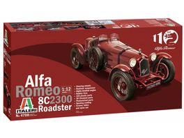 Italeri 1 12 Alfa Romeo 8C 2300 1931 33 510104708