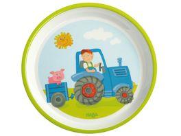 HABA Teller Traktor 302817
