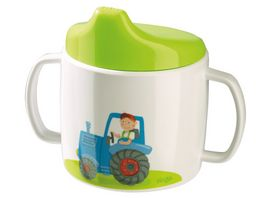 HABA Trinklerntasse Traktor 302818