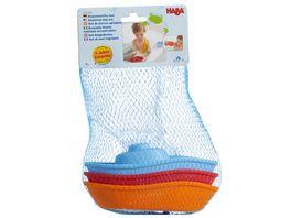 HABA Stapelschiffe Set Wasserspielzeug 302205