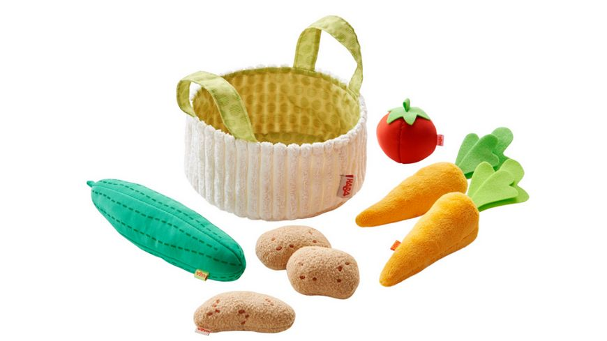 HABA Gemüsekorb, Kaufladen 304230
