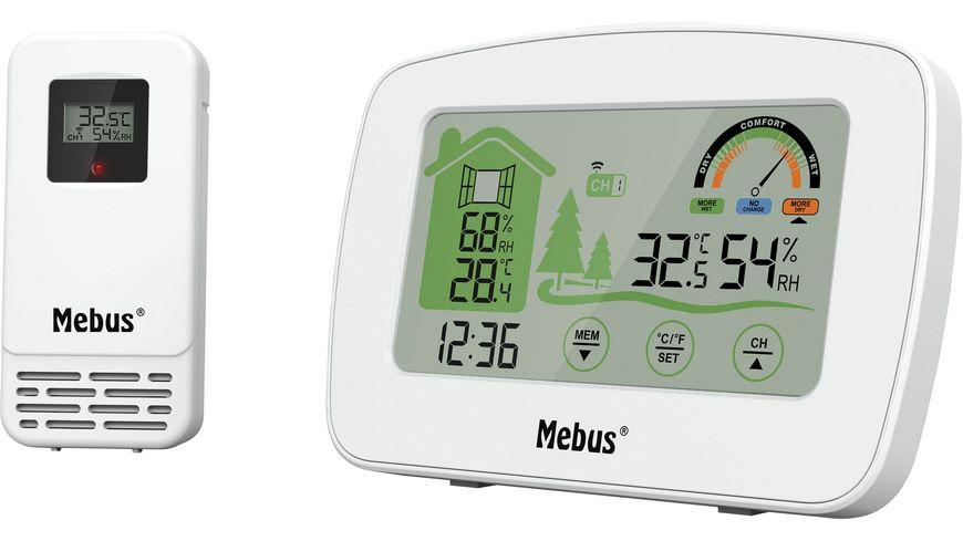 Mebus Funk-Wetterstation 11038