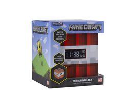 Minecraft TNT Wecker