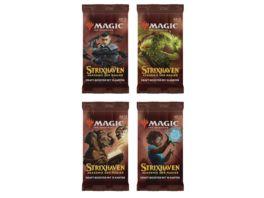 Magic the Gathering Strixhaven Draft Booster DE 1 Booster mit 15 Karten